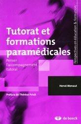 Tutorat et formations paramédicales