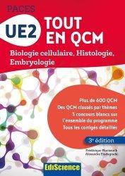 UE2 Tout en QCM - PACES