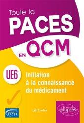 UE6 Initiation à la connaissance du médicament