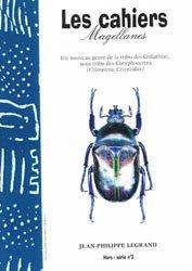 Un nouveau genre de la tribu des Goliathini, sous-tribu des Coryphocerina