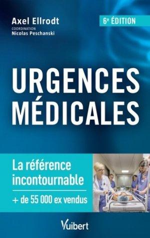 Urgences médicales-vuibert-9782311660029