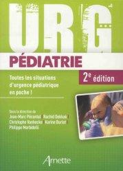 Urg'pédiatrie