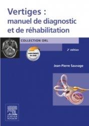 Vertiges: manuel de diagnostic et de réhabilitation