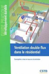 Ventilation double flux dans le r sidentiel anne marie bernard 978286891482 - Ventilation triple flux ...