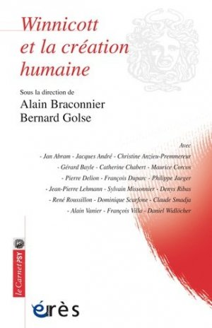Winnicott et la création humaine-eres-9782749215600