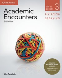 Academic Encounters Level 3 - Student's Book Listening and Speaking with Integrated Digital Learning