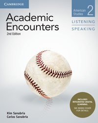 Academic Encounters Level 2 - Student's Book Listening and Speaking with Integrated Digital Learning