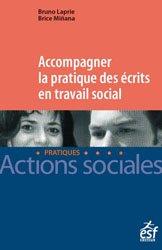 Accompagner la pratique des écrits en travail social