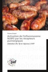 Activation de l'inflammasome NLRP3 par les récepteurs purinergiques