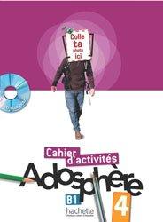 ADOSPHERE 4 B1 CAHIER ACTIVITES + CD