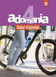 ADOMANIA CAHIER ACTIVITES B1