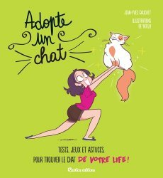 Adopte un chat !