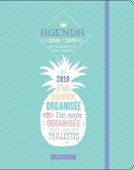 Agenda ma petite vie bien remplie 2018-2019