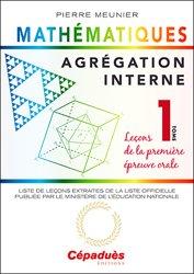 Agrégation interne de mathématiques