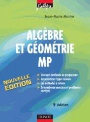 Algèbre et géométrie MP