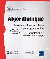algorithmique - technAlgorithmique - Techniques fondamentales de programmationiques fondamentales de