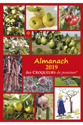 Almanach 2019 des croqueurs de pommes
