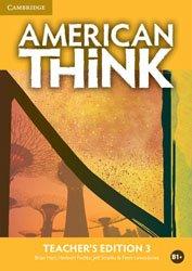 American Think Level 3 - Teacher's Edition