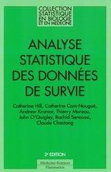 Analyse statistique des données de survie