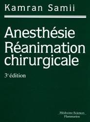 Anesthésie Réanimation chirurgicale