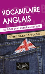 Anglais, vocabulaire