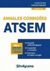 Annales corrigées ATSEM