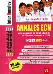 Annales ECN 2004 - 2013