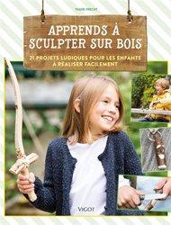 Apprends à sculpter sur bois