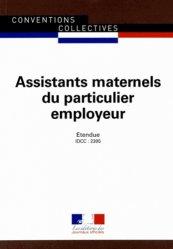 Assistants maternels du particulier employeur