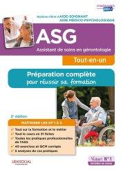 Assistant de soins en gérontologie (ASG)