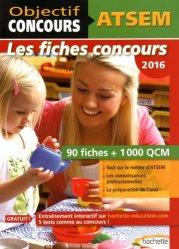 ATSEM 100 Fiches 1000 QCM - Catégorie C