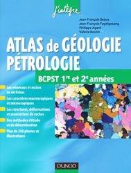 Atlas de géologie-pétrographie