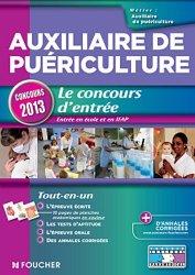 Auxiliaire de puériculture - Le concours d'entrée concours 2013