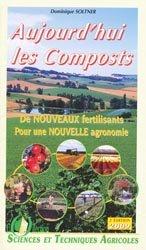 Aujourd'hui les composts - Pack de quatre dépliants