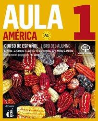 Aula américa 1 A1 - Curso de espanol. Libro del alumno