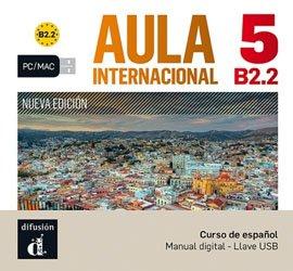 Aula Internacional 5 Nueva edición – Clé USB