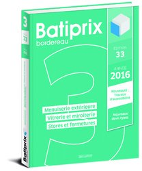 Batiprix 2016 Volume 3