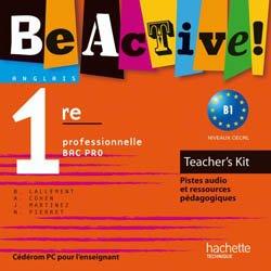 Be active! 1re Bac Pro - Teacher's Kit