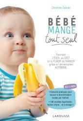 Bébé mange tout seul