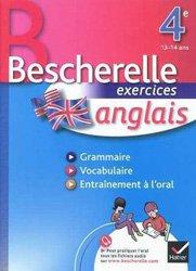 BESCHERELLE ANGLAIS EXERCICES 4EME