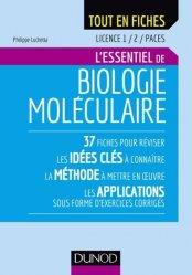 Biologie moléculaire - Licence 1 et 2