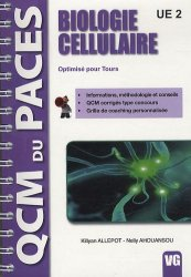 Biologie cellulaire UE2 (Tours)
