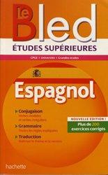 BLED ETUDES SUPERIEURES ESPAGNOL
