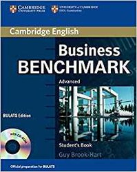 Business Benchmark Advanced - Student's Book with CD-ROM BULATS Edition