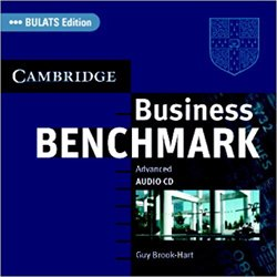 Business Benchmark Advanced - Audio CD BULATS Edition