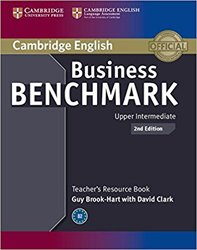 Business Benchmark Upper Intermediate BULATS and Business Vantage - Teacher's Resource Book
