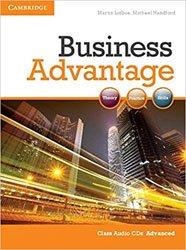Business Advantage Advanced - Class Audio CDs (2)