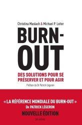 Burn out : le syndrôme d'épuisement professionnel