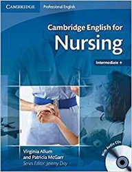 Cambridge English for Nursing Intermediate Plus - Student's Book with Audio CDs (2)