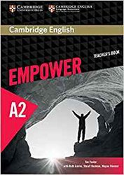 Cambridge English Empower, Elementary - Teacher's Book